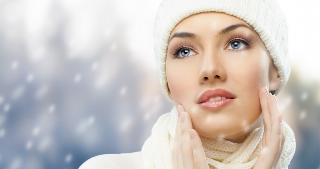 Como cuidar de piel del rostro en Invierno